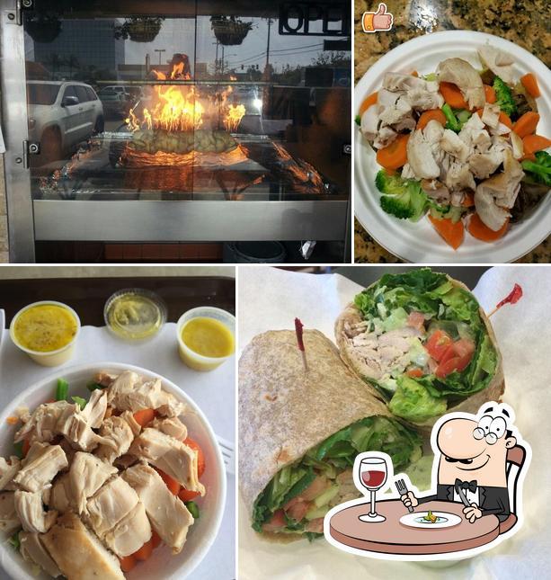Meals at Chixy Natural
