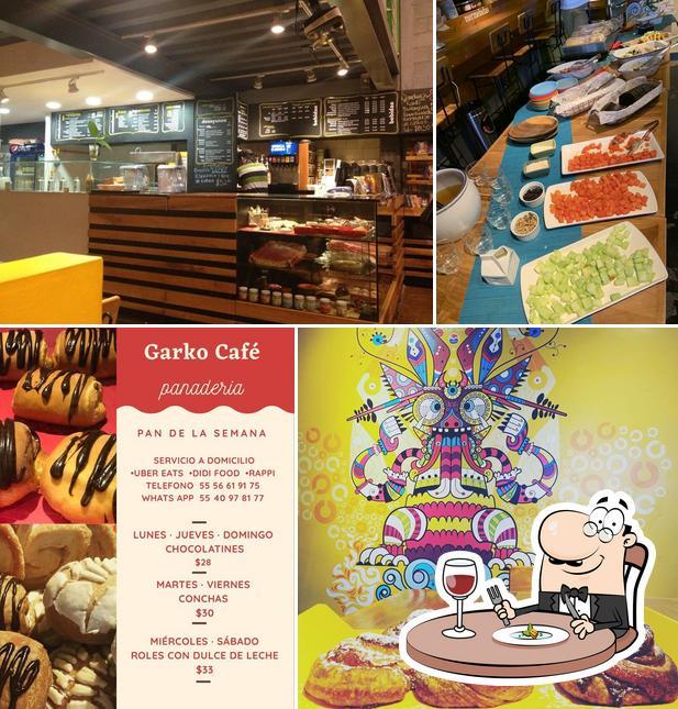Food at Garko