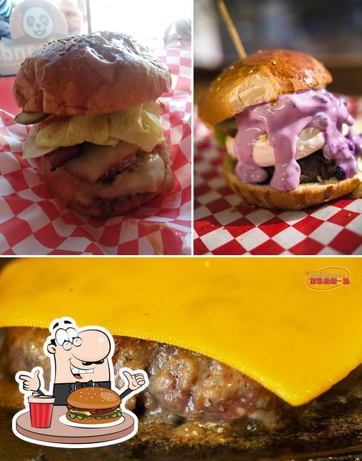 Las hamburguesas de California Burger gustan a una gran variedad de paladares