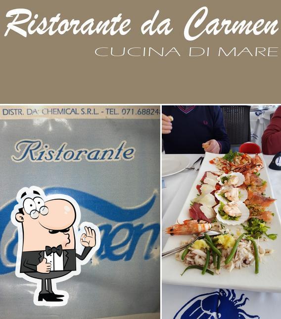 Foto de Ristorante da Carmen
