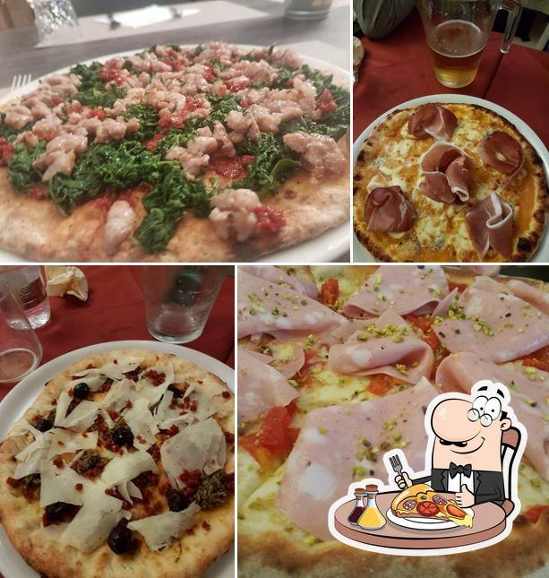 Prenditi una pizza a Archi Ri Ronna Pippa