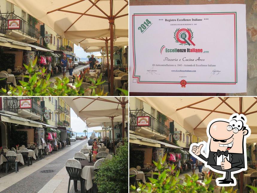 Pizzeria E Cucina Mediterranea Arco Lazise Restaurantbewertungen