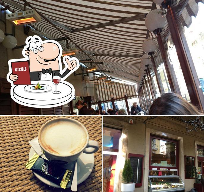Cibo al Caffè del Corso