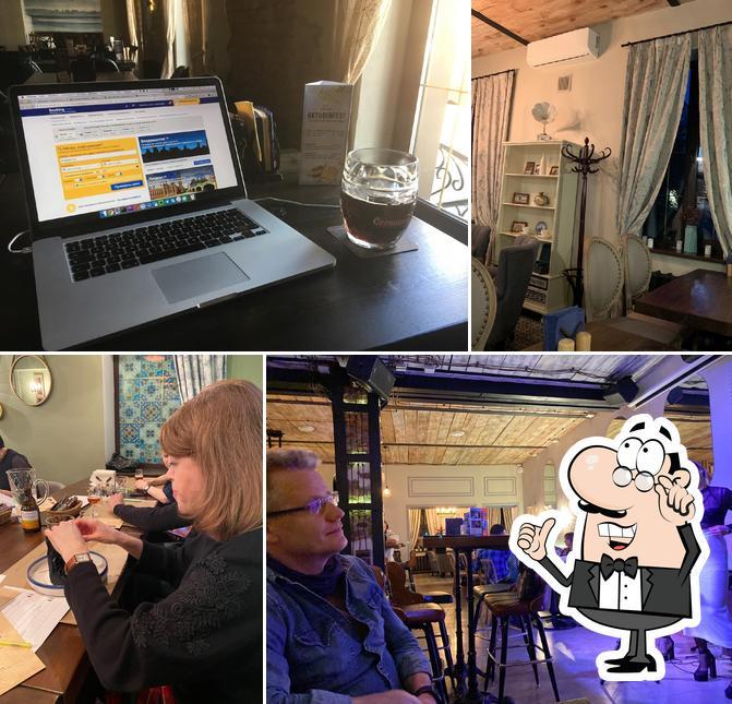 Интерьер Brugge Pub