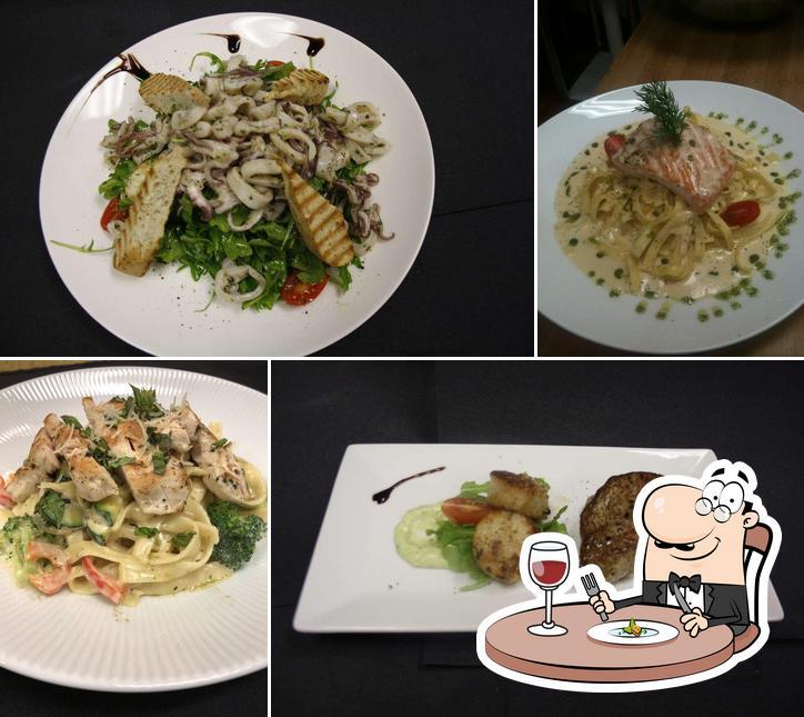 Meals at Mona Lounge and Cigar Bar