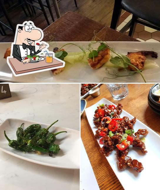 Food at Baresca