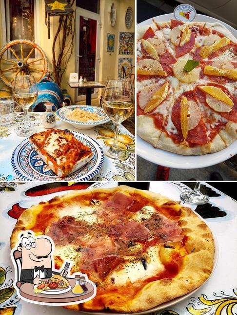 Tómate una pizza en Belli Siciliani