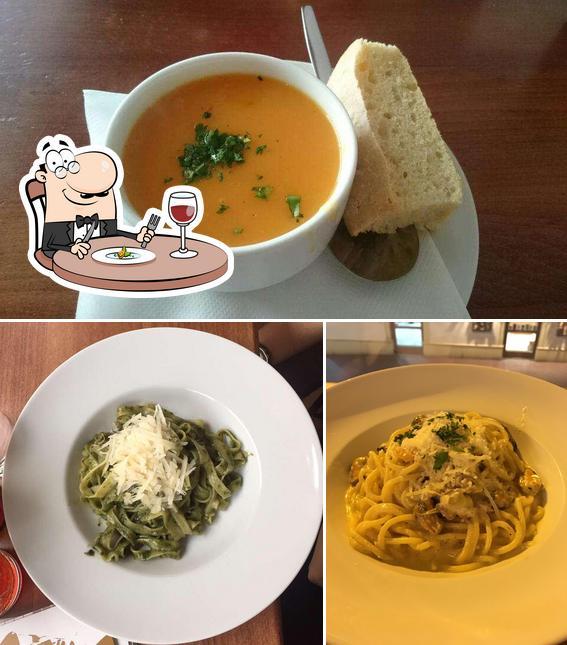 Еда в Cattani