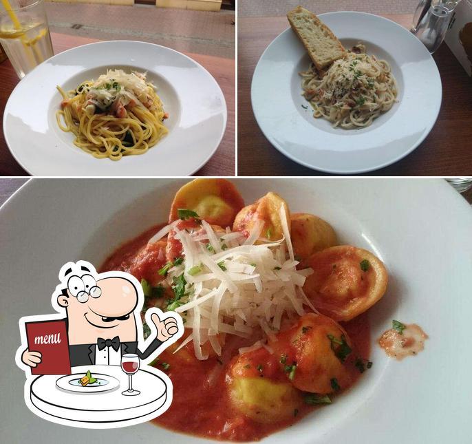 Блюда в Cattani