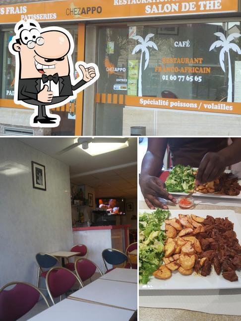 Photo de Chez APPO (restaurant FRANCO-AFRICAIN)