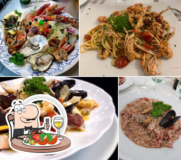 Ordina la cucina di mare a Dal Pescatore