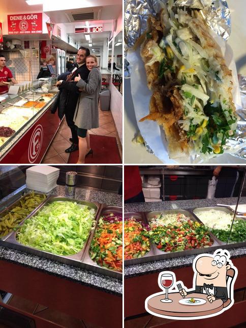 Еда в Dene & Gör