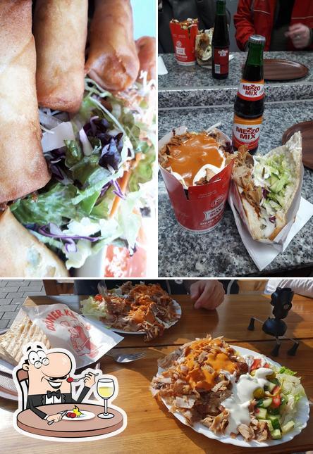 Блюда в Dene & Gör