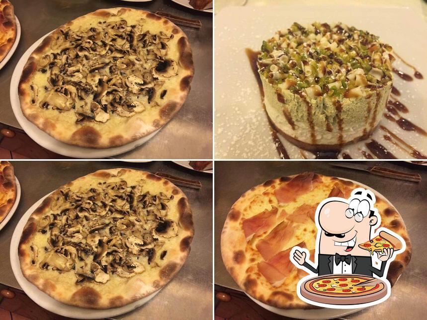 Prova una pizza a Er Pulentaro