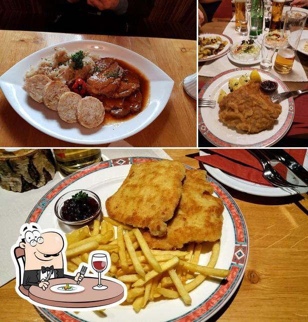 Еда в Heiners