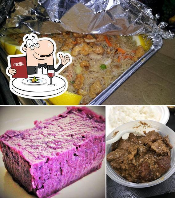 Meals at Kusina Ni Tess