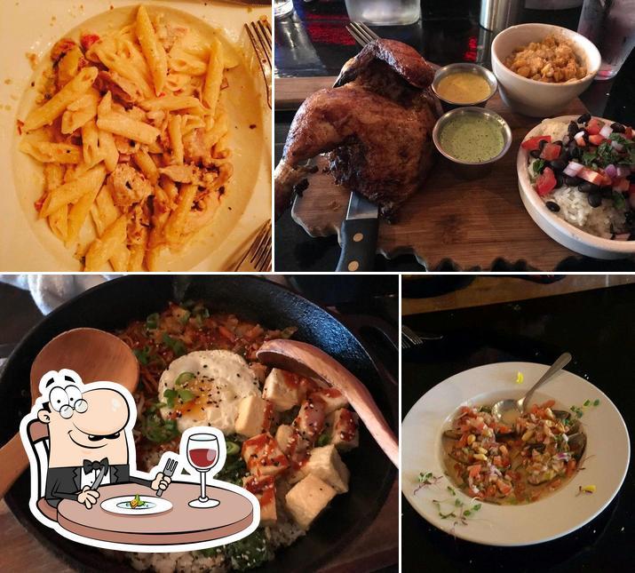 Meals at La Brasa