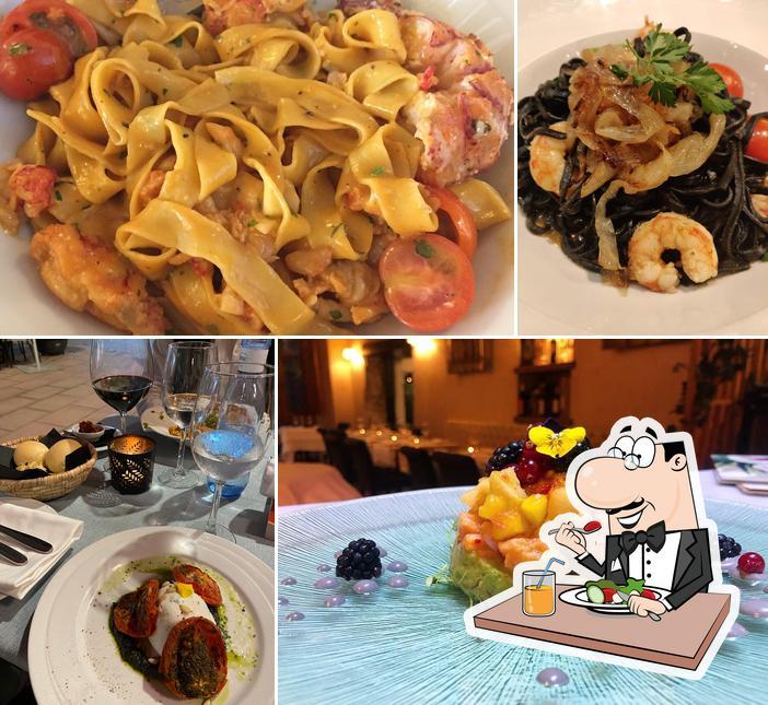 Comida en La Tarantella