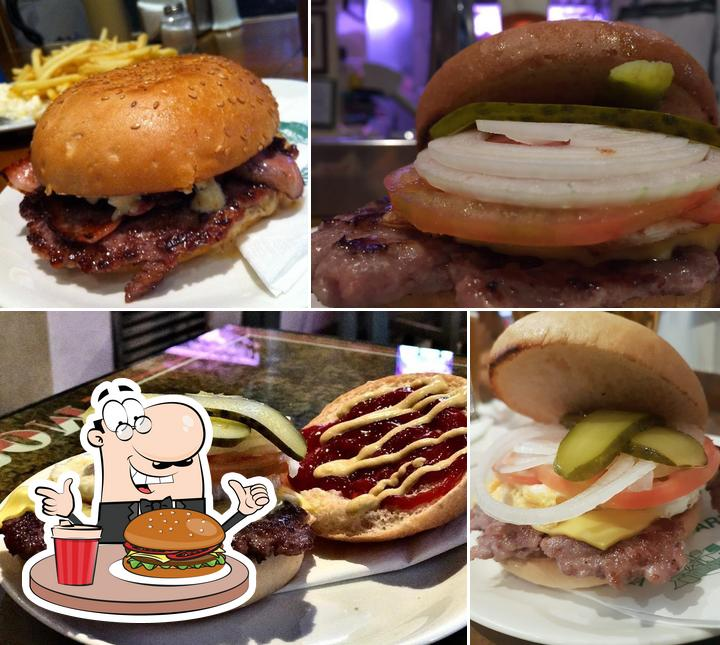 Pide una hamburguesa en Mostaza