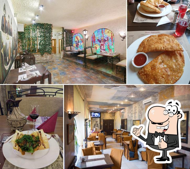 Ooo Niko Pirosmani Restaurant Saint Petersburg Restaurant Reviews