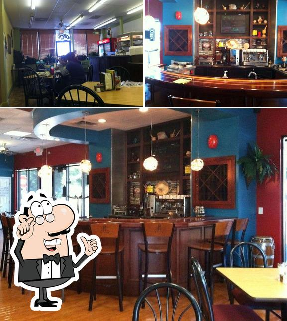 Check out how Pepe's Cuban Cafe looks inside