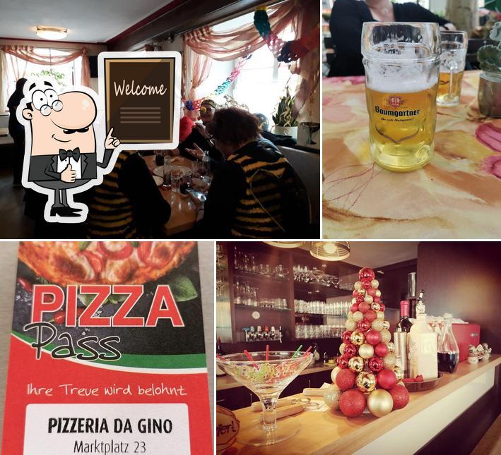 Foto von Pizzeria Da Gino