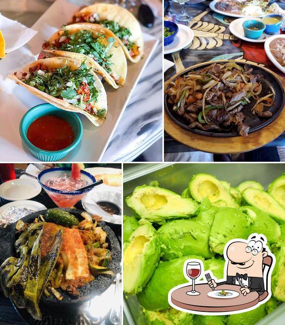 Food at Que Pasa Mexican kitchen