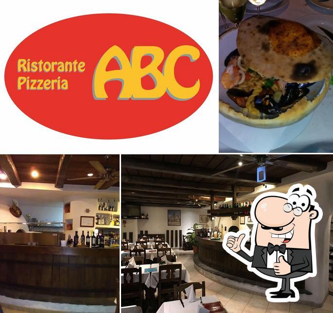 Foto von Ristorante-Pizzeria ABC