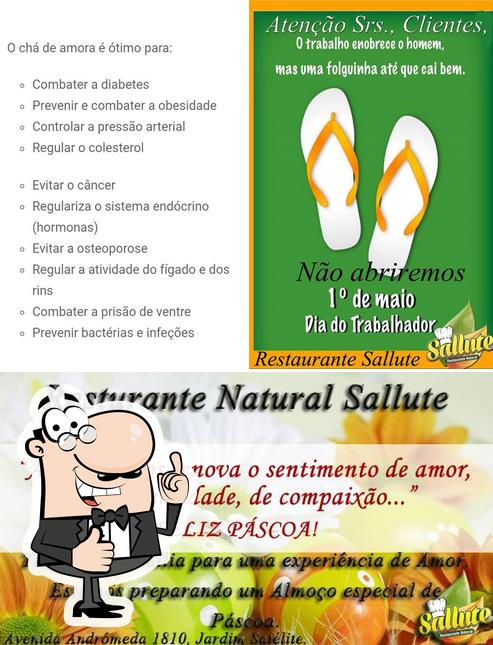 Foto de Restaurante Natural Sallute