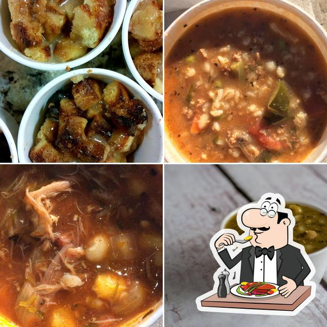 Meals at Subito