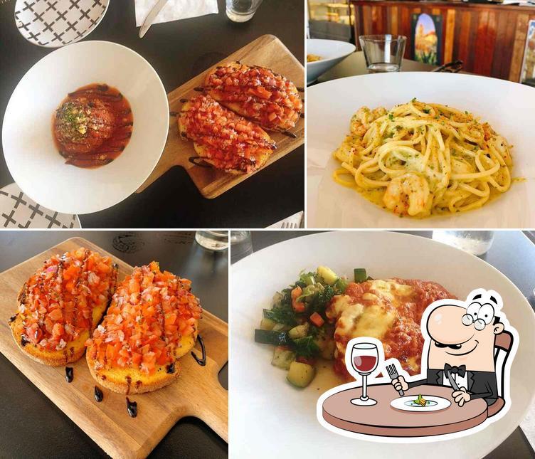 Meals at The Corner Italian
