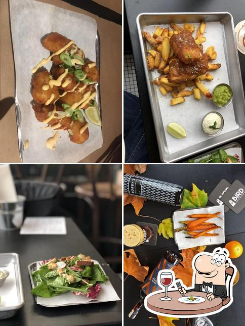 Meals at The Good Companion