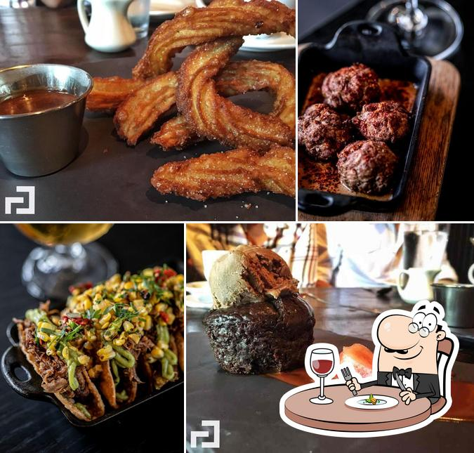 Meals at The Iberian Pig