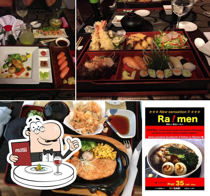 Essen im Tokyo Japanese Restaurant