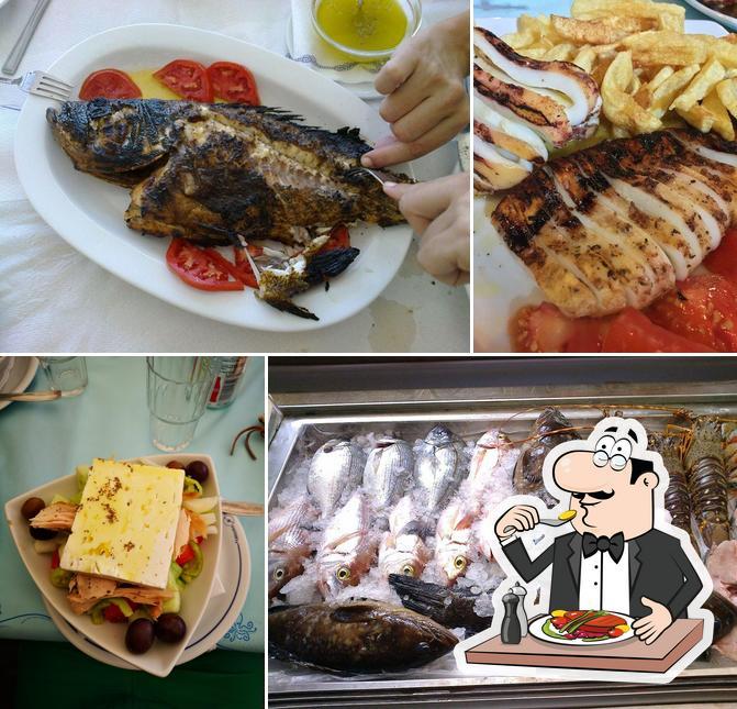 Food at Tzitzifia