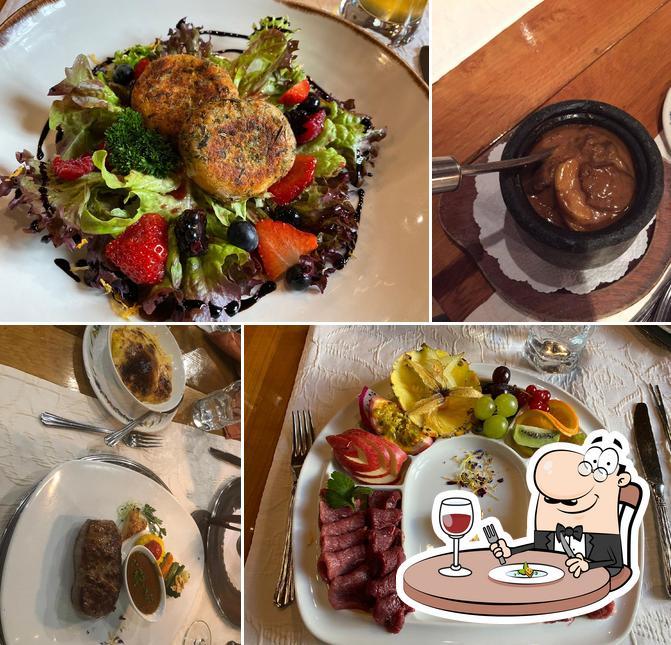 Nourriture à Waldhüs Bodmen