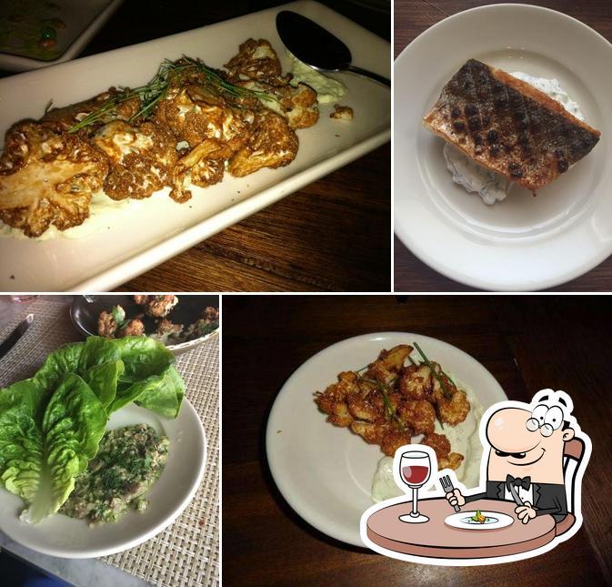 Meals at Zahav