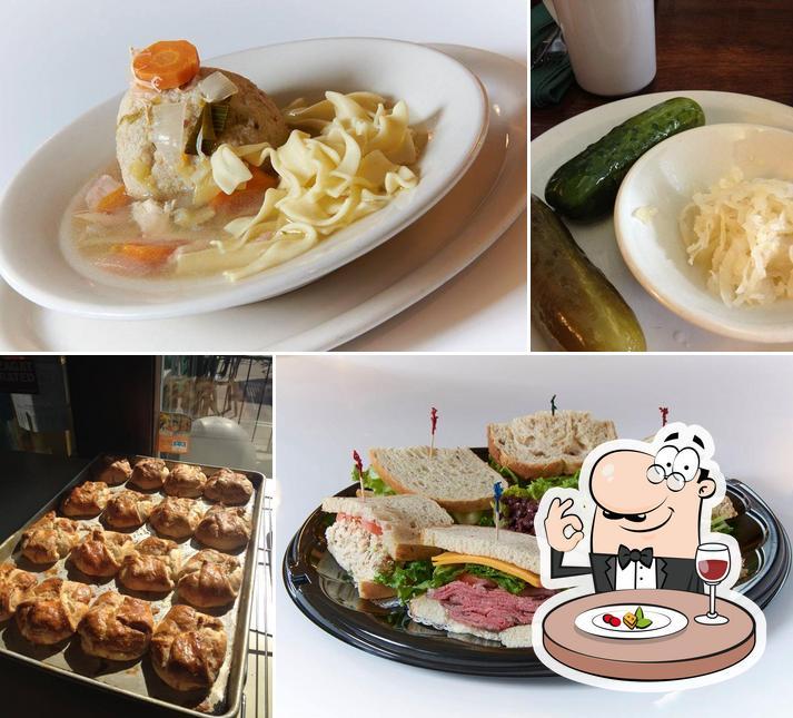 Meals at Zaidy's Deli Cherry Creek