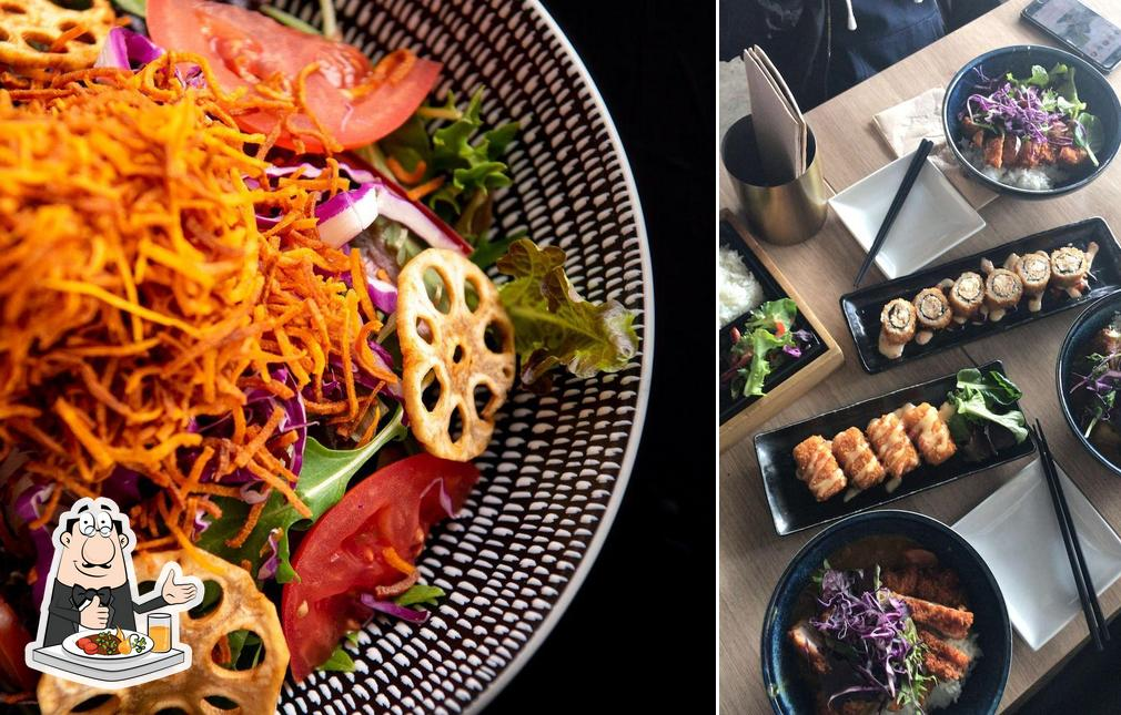 Meals at The Modern Eatery