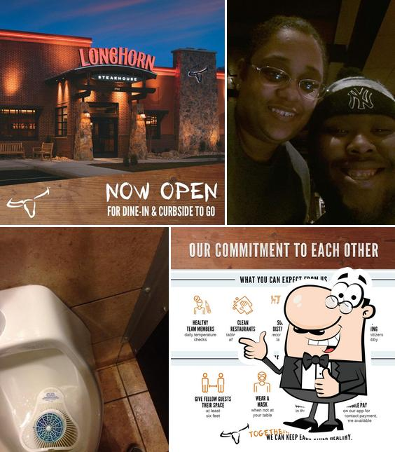 See this picture of LongHorn Steakhouse