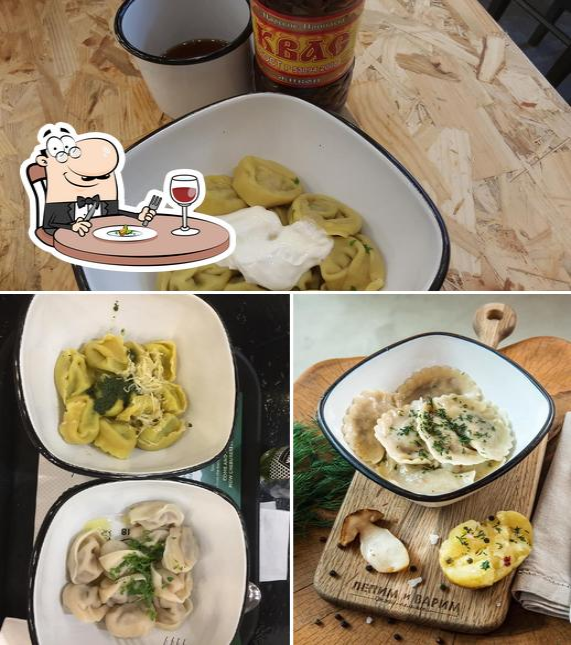 Food at LEPIM i VARIM