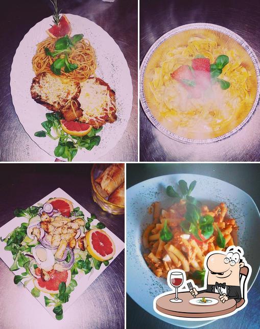 Meals at Da Enzo