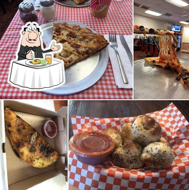 Meals at Marinara Pizza