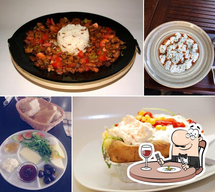 Essen im My Kumpir
