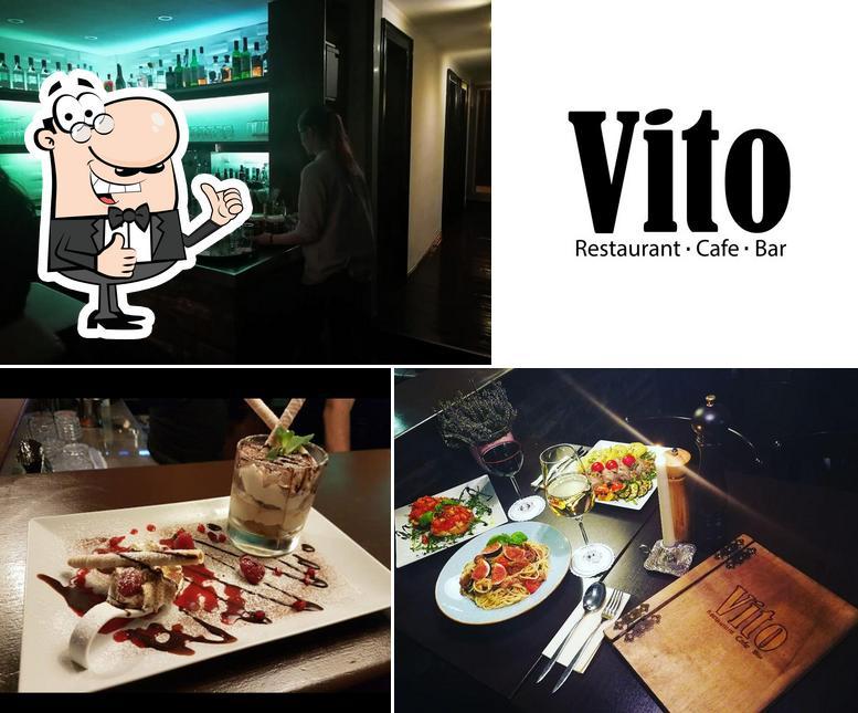 Foto von Vito Restaurant Cafe Bar