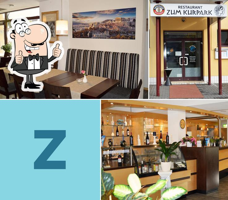 See the image of Zum Kurpark