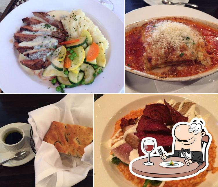 Meals at Caffe Torino