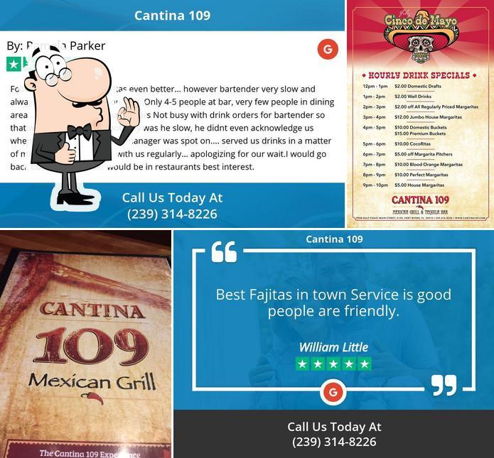 Photo of Cantina 109