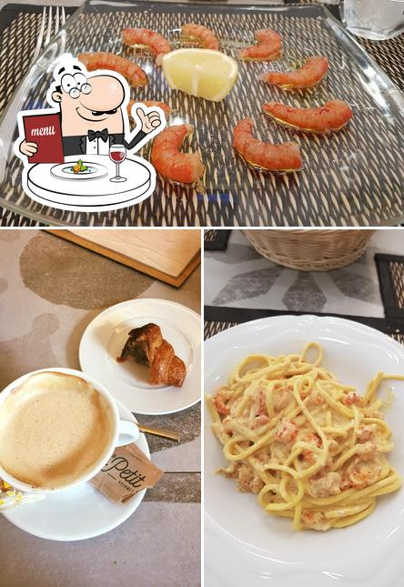 Essen im Le Petit Gourmet