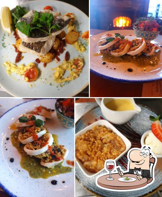 Meals at Maddens Bridge Bar